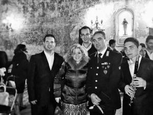 Bicentenario Arma Carabinieri_Bagnara Calabra_Danilo Di Silvestro_Cettina Nicolosi_Alamari Musicali_Banda Amata_