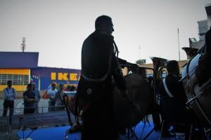 Fanfara Carabinieri Roma_Porta di Roma 04.10.14_Alamari Musicali (101)