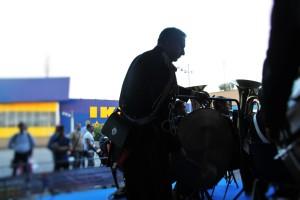 Fanfara Carabinieri Roma_Porta di Roma 04.10.14_Alamari Musicali (110)