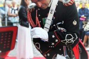 Fanfara Carabinieri Roma_Porta di Roma 04.10.14_Alamari Musicali (131)