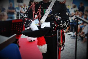 Fanfara Carabinieri Roma_Porta di Roma 04.10.14_Alamari Musicali (132)