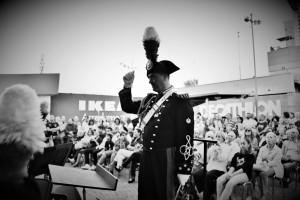 Fanfara Carabinieri Roma_Porta di Roma 04.10.14_Alamari Musicali (133)