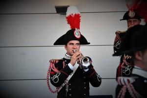 Fanfara Carabinieri Roma_Porta di Roma 04.10.14_Alamari Musicali (136)