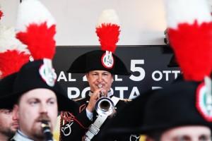 Fanfara Carabinieri Roma_Porta di Roma 04.10.14_Alamari Musicali (138)