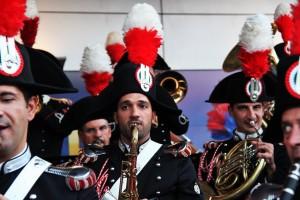 Fanfara Carabinieri Roma_Porta di Roma 04.10.14_Alamari Musicali (143)