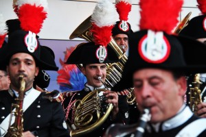 Fanfara Carabinieri Roma_Porta di Roma 04.10.14_Alamari Musicali (144)