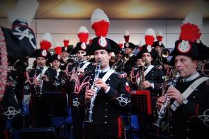 Fanfara Carabinieri Roma_Porta di Roma 04.10.14_Alamari Musicali (145)