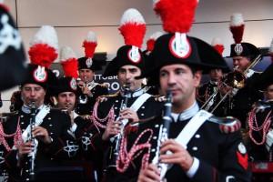 Fanfara Carabinieri Roma_Porta di Roma 04.10.14_Alamari Musicali (146)
