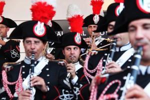 Fanfara Carabinieri Roma_Porta di Roma 04.10.14_Alamari Musicali (147)