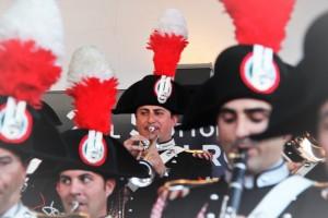 Fanfara Carabinieri Roma_Porta di Roma 04.10.14_Alamari Musicali (148)