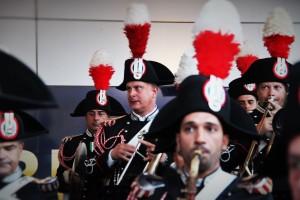Fanfara Carabinieri Roma_Porta di Roma 04.10.14_Alamari Musicali (149)