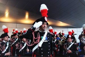 Fanfara Carabinieri Roma_Porta di Roma 04.10.14_Alamari Musicali (152)