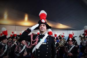 Fanfara Carabinieri Roma_Porta di Roma 04.10.14_Alamari Musicali (153)