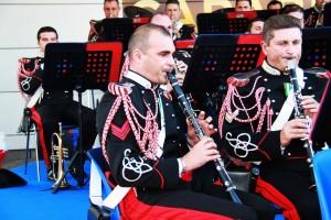 Fanfara Carabinieri Roma_Porta di Roma 04.10.14_Alamari Musicali (24)