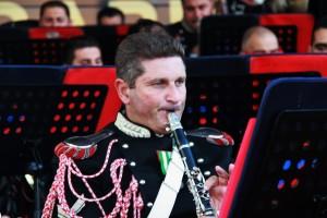 Fanfara Carabinieri Roma_Porta di Roma 04.10.14_Alamari Musicali (25)