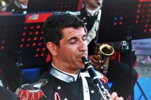 Fanfara Carabinieri Roma_Porta di Roma 04.10.14_Alamari Musicali (29)
