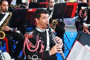 Fanfara Carabinieri Roma_Porta di Roma 04.10.14_Alamari Musicali (30)