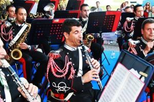 Fanfara Carabinieri Roma_Porta di Roma 04.10.14_Alamari Musicali (31)