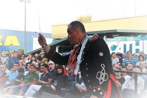 Fanfara Carabinieri Roma_Porta di Roma 04.10.14_Alamari Musicali (35)