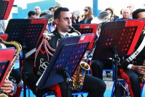 Fanfara Carabinieri Roma_Porta di Roma 04.10.14_Alamari Musicali (38)