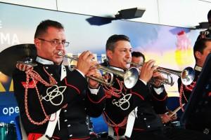 Fanfara Carabinieri Roma_Porta di Roma 04.10.14_Alamari Musicali (39)
