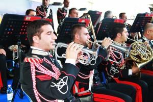 Fanfara Carabinieri Roma_Porta di Roma 04.10.14_Alamari Musicali (40)