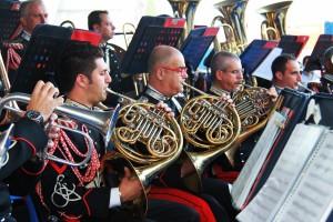 Fanfara Carabinieri Roma_Porta di Roma 04.10.14_Alamari Musicali (41)