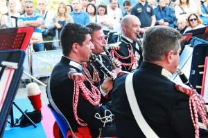 Fanfara Carabinieri Roma_Porta di Roma 04.10.14_Alamari Musicali (42)
