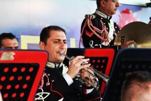 Fanfara Carabinieri Roma_Porta di Roma 04.10.14_Alamari Musicali (47)