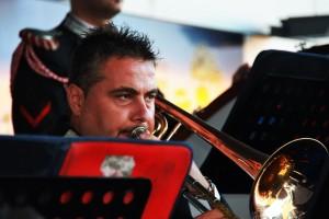 Fanfara Carabinieri Roma_Porta di Roma 04.10.14_Alamari Musicali (48)