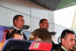 Fanfara Carabinieri Roma_Porta di Roma 04.10.14_Alamari Musicali (50)