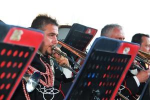 Fanfara Carabinieri Roma_Porta di Roma 04.10.14_Alamari Musicali (51)
