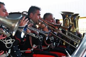 Fanfara Carabinieri Roma_Porta di Roma 04.10.14_Alamari Musicali (52)