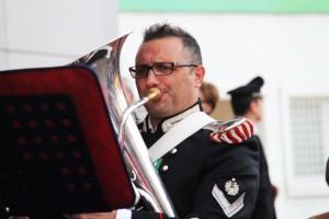 Fanfara Carabinieri Roma_Porta di Roma 04.10.14_Alamari Musicali (70)