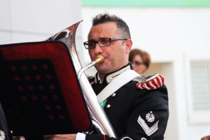 Fanfara Carabinieri Roma_Porta di Roma 04.10.14_Alamari Musicali (71)