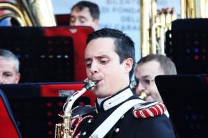 Fanfara Carabinieri Roma_Porta di Roma 04.10.14_Alamari Musicali (73)