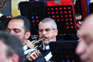 Fanfara Carabinieri Roma_Porta di Roma 04.10.14_Alamari Musicali (74)