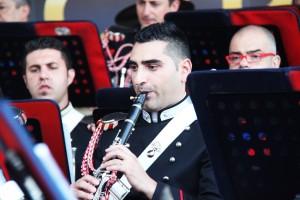 Fanfara Carabinieri Roma_Porta di Roma 04.10.14_Alamari Musicali (75)