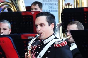 Fanfara Carabinieri Roma_Porta di Roma 04.10.14_Alamari Musicali (76)