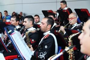 Fanfara Carabinieri Roma_Porta di Roma 04.10.14_Alamari Musicali (80)