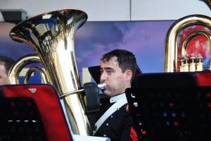 Fanfara Carabinieri Roma_Porta di Roma 04.10.14_Alamari Musicali (81)