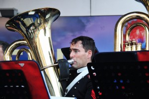 Fanfara Carabinieri Roma_Porta di Roma 04.10.14_Alamari Musicali (82)