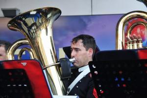 Fanfara Carabinieri Roma_Porta di Roma 04.10.14_Alamari Musicali (83)