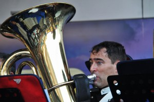 Fanfara Carabinieri Roma_Porta di Roma 04.10.14_Alamari Musicali (84)