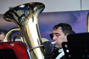 Fanfara Carabinieri Roma_Porta di Roma 04.10.14_Alamari Musicali (85)