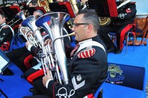 Fanfara Carabinieri Roma_Porta di Roma 04.10.14_Alamari Musicali (86)