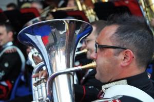 Fanfara Carabinieri Roma_Porta di Roma 04.10.14_Alamari Musicali (87)