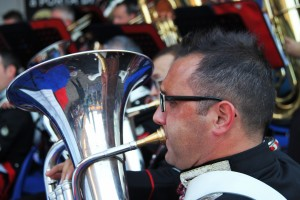 Fanfara Carabinieri Roma_Porta di Roma 04.10.14_Alamari Musicali (88)