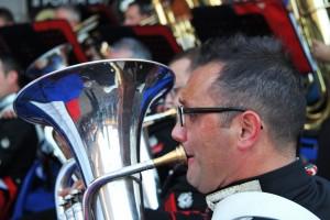 Fanfara Carabinieri Roma_Porta di Roma 04.10.14_Alamari Musicali (89)
