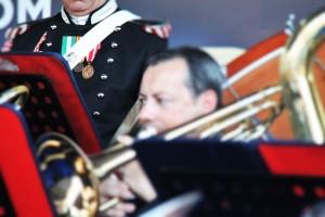 Fanfara Carabinieri Roma_Porta di Roma 04.10.14_Alamari Musicali (92)